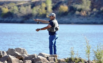 fishing near Morenci Arizona